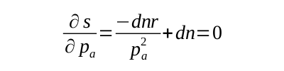 A potential coupling equation.